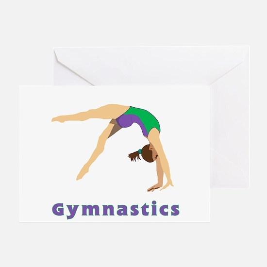 Gymnastics Gift Card