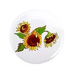 Sunflower Garden Button