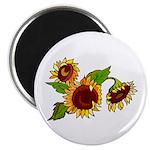 Sunflower Garden Magnet