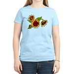Sunflower Garden Women's Light T-Shirt