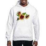Sunflower Garden Hooded Sweatshirt