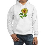 Sunflowers Hooded Sweatshirt