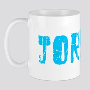 Jory Faded (Blue) Mug