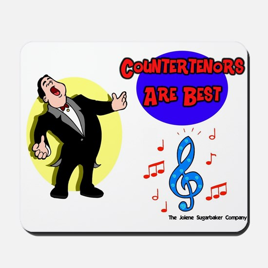 Countertenors are Best Mousepad