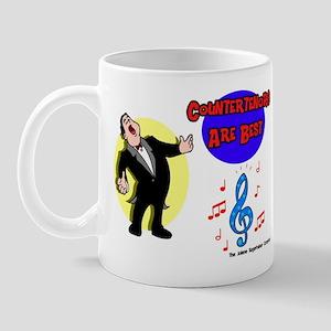 Countertenors are Best Mug