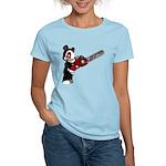 Teddy Bear with chainsaw Women's Light T-Shirt
