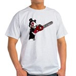 Teddy Bear with chainsaw Light T-Shirt