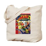Classic Claw vs. Dare Devil Tote Bag