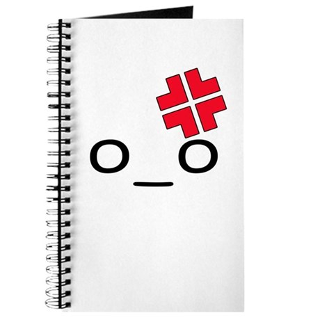 O_O Angry Journal