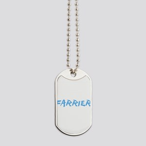 Farrier Profession Design Dog Tags