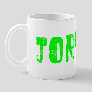 Jory Faded (Green) Mug