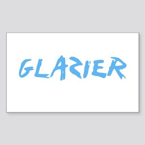 Glazier Profession Design Sticker