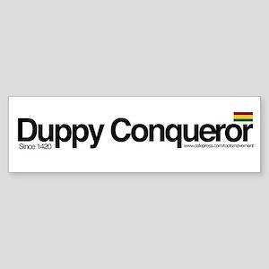 The Duppy Sticker