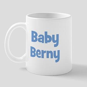 Baby Berny (blue) Mug