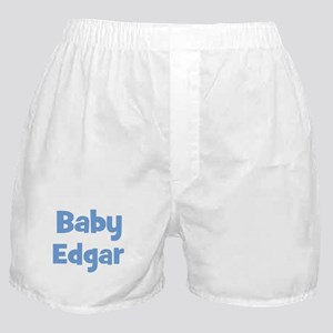 Baby Edgar (blue) Boxer Shorts