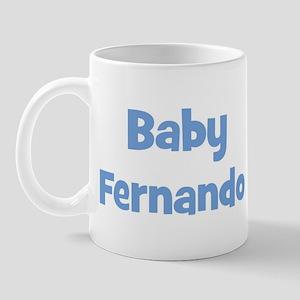 Baby Fernando (blue) Mug