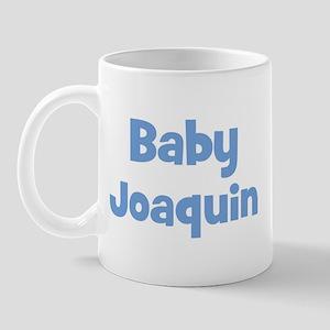 Baby Joaquin (blue) Mug