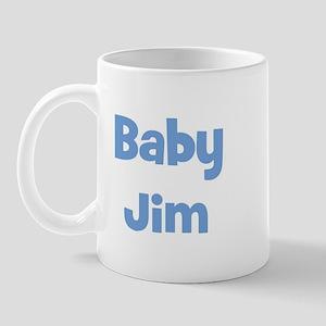 Baby Jim (blue) Mug