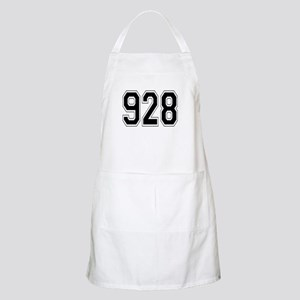 928 BBQ Apron