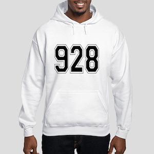 928 Hooded Sweatshirt
