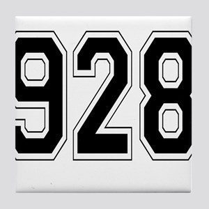 928 Tile Coaster