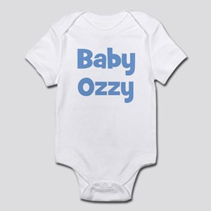 Baby Ozzy (blue) Infant Bodysuit