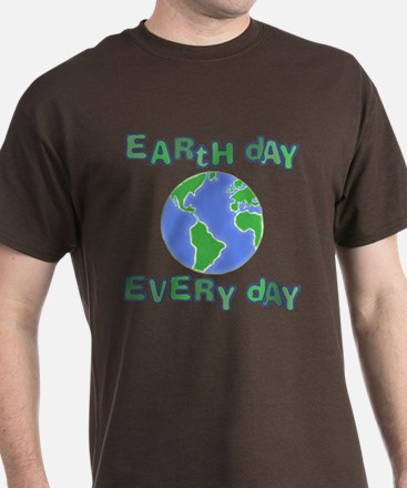 Earth Day Every Day T-Shirt
