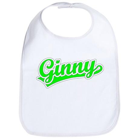 Retro Ginny (Green) Bib