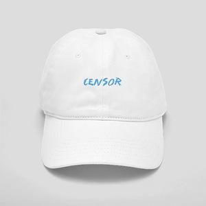 Censor Profession Design Cap