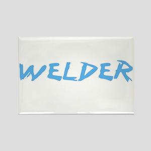 Welder Profession Design Magnets