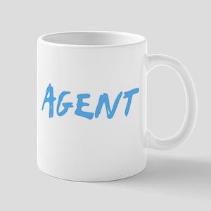 Agent Profession Design Mugs