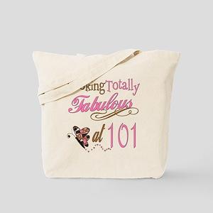 Fabulous 101st Tote Bag
