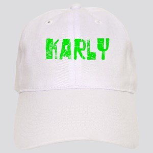 Karly Faded (Green) Cap