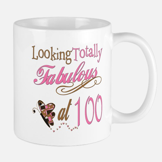 Fabulous 100th Mug