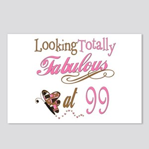 Fabulous 99th Postcards (Package of 8)