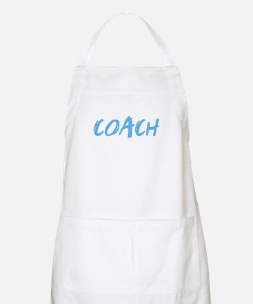 Coach Profession Design Light Apron