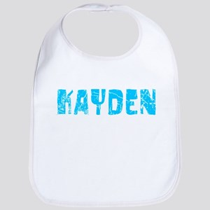 Kayden Faded (Blue) Bib
