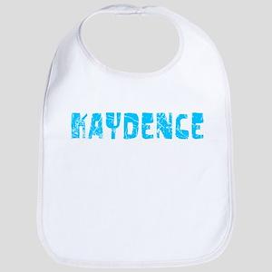 Kaydence Faded (Blue) Bib