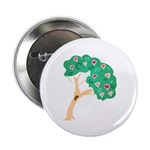 """Tree of Love 2.25"""" Button (100 pack)"""