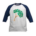 Tree of Love Kids Baseball Jersey