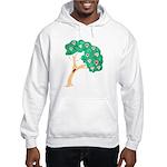 Tree of Love Hooded Sweatshirt