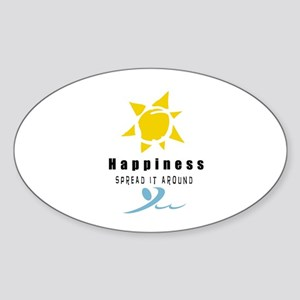 Spread some Happiness by Square Kids Rock Sticker