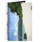 Seychelles beach Journal
