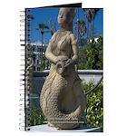 Mermaid Statue Journal