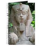 Sfinx statue Journal