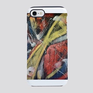 Oasis sand iPhone 8/7 Tough Case