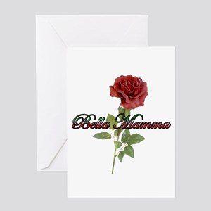 Bella Mamma Greeting Card