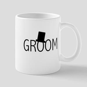 Top Hat Groom Mug