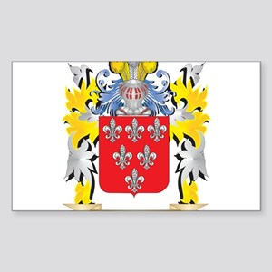 Irish Coat of Arms - Family Crest Sticker