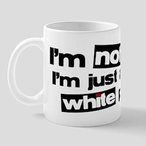 I'm Not Bitter Mug
